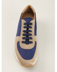 Car Shoe - Panelled Trainers - Lyst