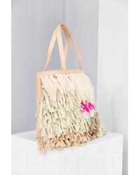 Cold Picnic - X Uo Shag Tote Bag - Lyst