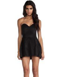 Boulee Ivy Dress - Black