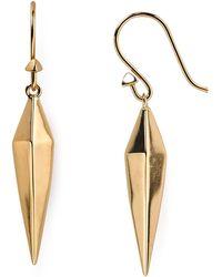 Melinda Maria - Nori Drop Earrings - Lyst