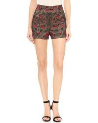 Otte New York Dora Shorts - Gold/Pink - Lyst