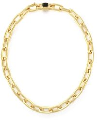 Vince Camuto - Linked In Style Chain Link Necklace - Lyst