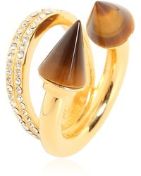 Vita Fede Titan With Double Band Ring - Lyst