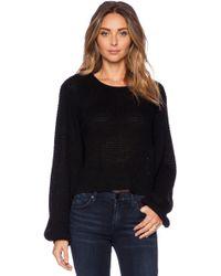 Pink Stitch - Clover Sweater - Lyst