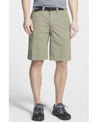 Adidas Hiking Shorts - Lyst