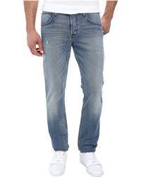 Hudson Blake Slim Straight In Reservoir - Lyst