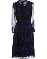Burberry Brit - Knee-length Dress - Lyst