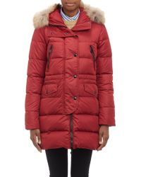 Moncler Fragon Coat - Lyst