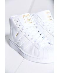 Adidas Pro Model Womens Sneaker - Lyst