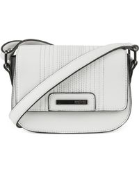 Kenneth Cole Reaction Never Let Go Mini Crossbody white - Lyst