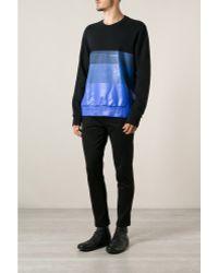 Matthew Miller Gradient Dip Dye Sweater - Lyst