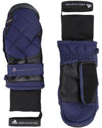 Stella McCartney Ski Gloves - Blue