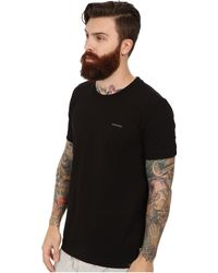 Diesel Jake T-Shirt Gagk - Lyst