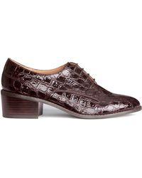 H&M Patent Shoes - Purple