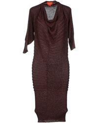 Vivienne Westwood Red Label Short Dress - Lyst