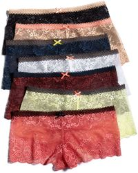BCBGeneration Sandi Lace Hipster Bc13H412 multicolor - Lyst