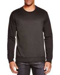 Sovereign Code | Titus Shoulder Zip Sweatshirt | Lyst