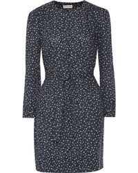 See By Chloé Printed Cotton Dress - Lyst