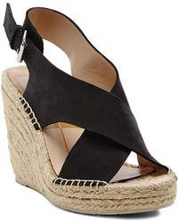 DV by Dolce Vita Espadrille Platform Wedge Sandals - Sovay - Lyst