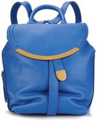 See By Chloé Lizzie Grained-Leather Backpack - Lyst