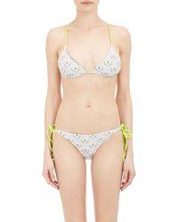 Basta Surf - Reversible String Bikini Top - Lyst