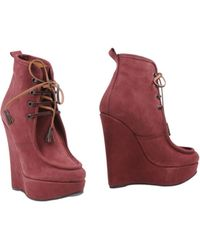 DSquared² Ankle Boots - Lyst