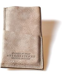 Artillerylane Onepiece - Leather Iphone Wallet - Lyst