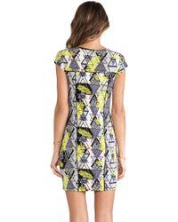 Tallow Neon Blonde Dress - Yellow