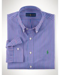 Polo Ralph Lauren Slim-Fit Tattersall Shirt - Lyst