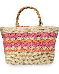 OndadeMar - Crochet Tote Bag - Lyst