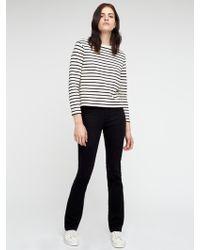 Jigsaw Windsor Brushed Jeans - Black