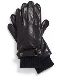 John W. Nordstrom - Leather Gloves - Lyst