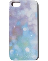 Abercrombie & Fitch - Watercolor Print Phone Case - Lyst
