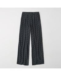 Abercrombie & Fitch - High Rise Pants - Lyst