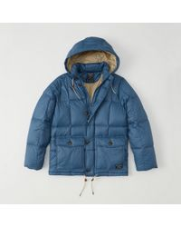 Abercrombie & Fitch - Down-filled Puffer Coat Exchange Color / Size - Lyst