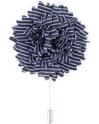 Lanvin - Flower Pin - Lyst