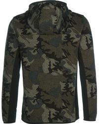 Patagonia Fleecejacke 'Better Sweater Hoody' - Grün