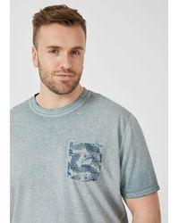 S.oliver T-Shirt - Blau