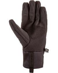 The North Face Fingerhandschuh 'Apex Etip' - Schwarz