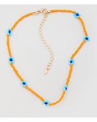EDITED Kette 'Amaris' - Orange