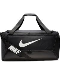 Nike Sporttasche 'Brasilia' - Schwarz