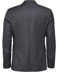SELECTED Blazer - Grau