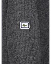 Lacoste Strickpulli ' Sportswear ' - Grau