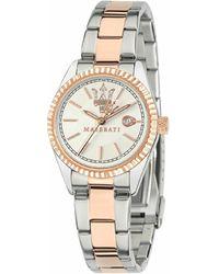 Maserati Uhr 'COMPETIZIONE' R8853100504 mischfarben - Mettallic