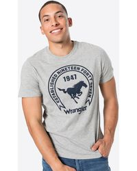 Wrangler Shirt 'AMERICANA' - Mehrfarbig