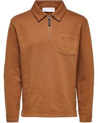 SELECTED Sweatshirt - Mehrfarbig