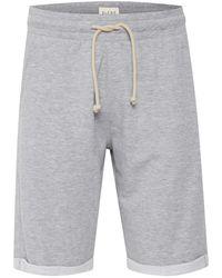 Blend Shorts 'JAMIE' - Grau