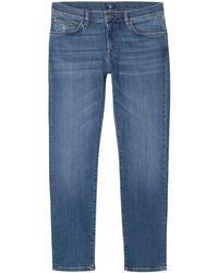 GANT Jeans - Blau