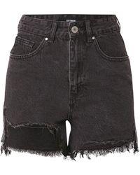 Cotton On Shorts - Schwarz