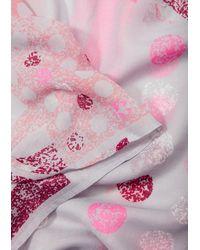 S.oliver Schal - Pink